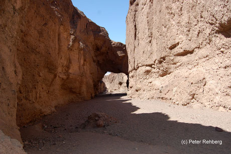 Natural Bridge, Death Valley, Peter Rehberg
