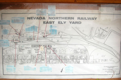 Plan Nevada Northern Railway, Ely, Peter Rehberg