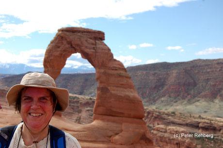 Delecate Arch, Arches National Park, Peter Rehberg
