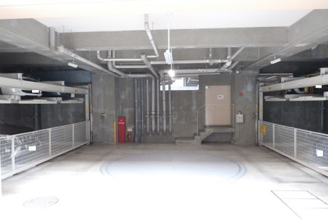 分譲機械式駐車場
