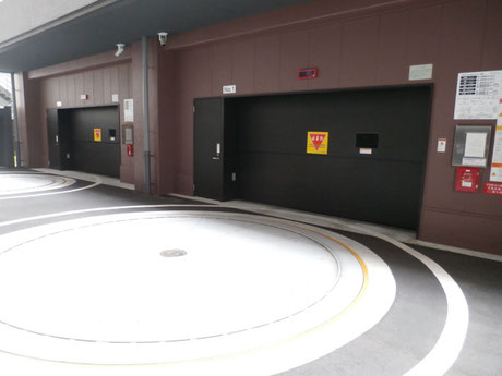 駐車場・エレベーターパーキング