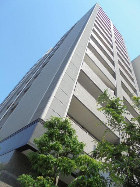 ユニーブルプルシア大阪 外観