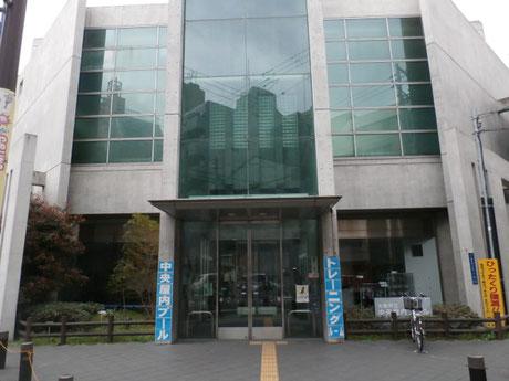 大阪市立中央屋内プール(150m)
