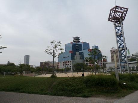 扇町公園(600m)