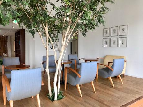 11階 ガーデンカフェ