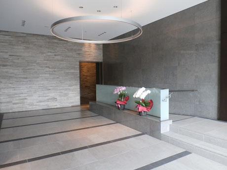 1階ウェルカムホール