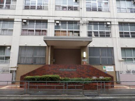 大阪市花乃井中学校(400m)