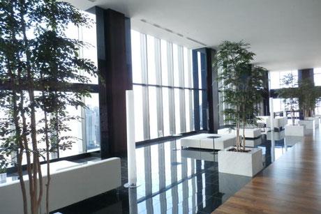 スカイラウンジ(42階)