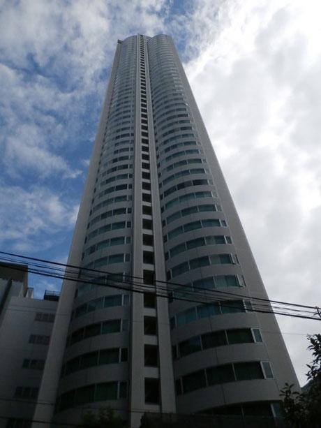 シティタワー大阪 外観