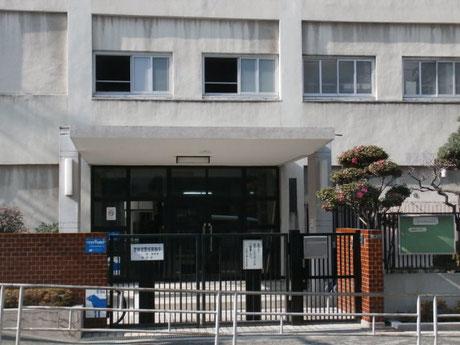 大阪市立日吉小学校(1,200m)