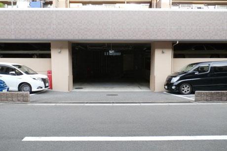 賃貸平面駐車場