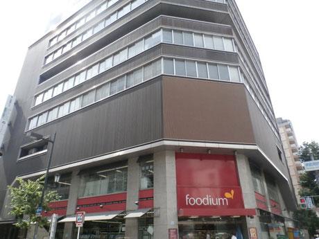 foodium 東心斎橋(400m)