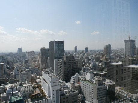 28階 眺望