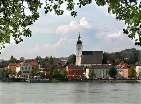 Foto: Tourismusverband Grein