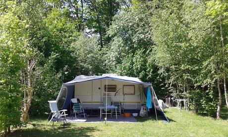 Unieke kampeerplaats in Drenthe