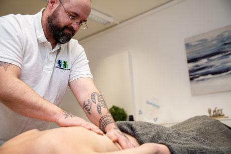 Massage - Bullsmassage Harburg