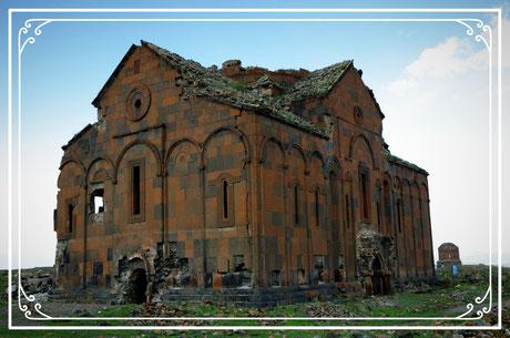 Die Kathedrale von Ani