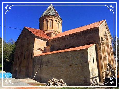 Izhan-Kirche (İşhan Manastırı) Yusufeli Artvin Türkei