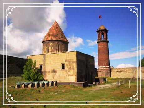 Hatuniye Türbesi (Hatuniye–Mausoleum)