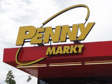 Penny Acryl Einzelbuchstaben