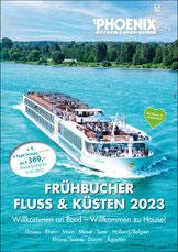 Phoenix Flussreisen bei Singer Reisen & Versicherungen jetzt zum Jubiläums-Vorteil buchen...Vo