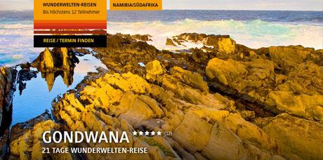 Namibia Erlebnisreisen