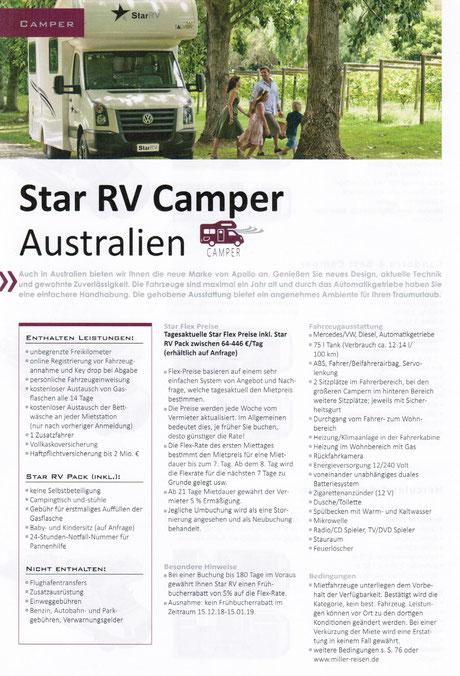 Mietwagen in Australien mieten bei Singer reisen & versicherungen...