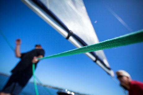 mise en main bateau hyeres,training bateau toulon, formation navigation var