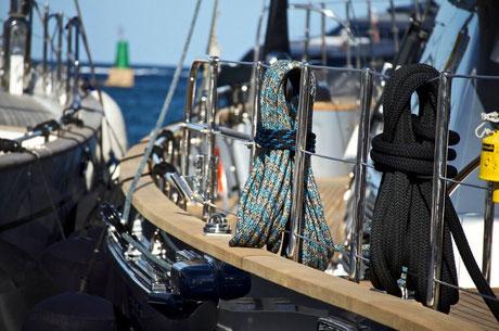 matelotage cordage bateau, reparation cordage bateau toulon