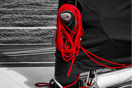pose accastillage toulon, réparation poulies winch bateau