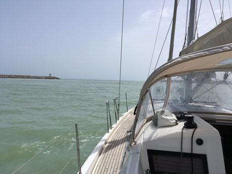 training 1ère utilisation bateau, mise en bain bateau la seyne, saint mandrier