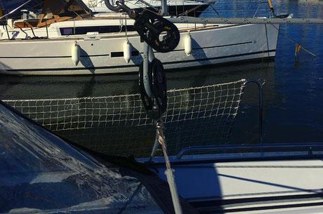 révision accastillage bateau hyeres, port toulon, la seyne saint mandrier