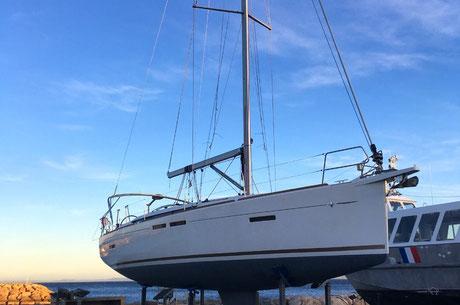 renovation gelcoat bateau saint tropez, reparer gel coat bateau toulon 83