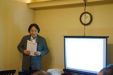 講師の村井氏
