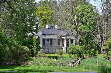 Herrenhaus Mois Hördel Horeda Estland Baltikum Livland Kurland Lost Places Unlost Places