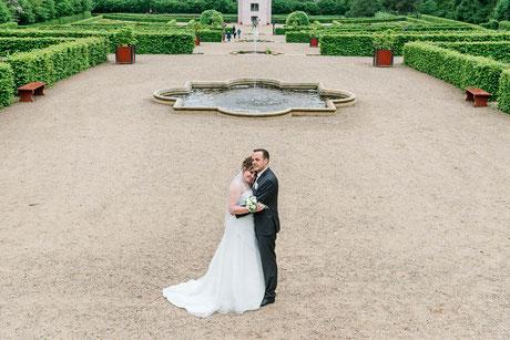 Brautpaar Brautpaarshooting Schleswig Königswiesen