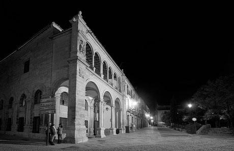 Ayuntamiento antiguo de Úbeda (Jaén)