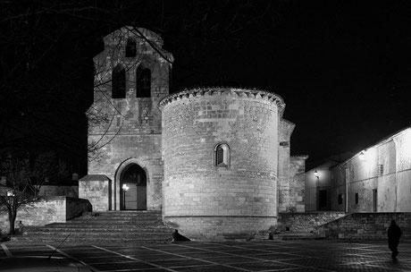 Romanic Arcas church