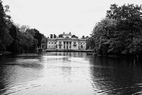 Palacio Lacienick (Varsovia)