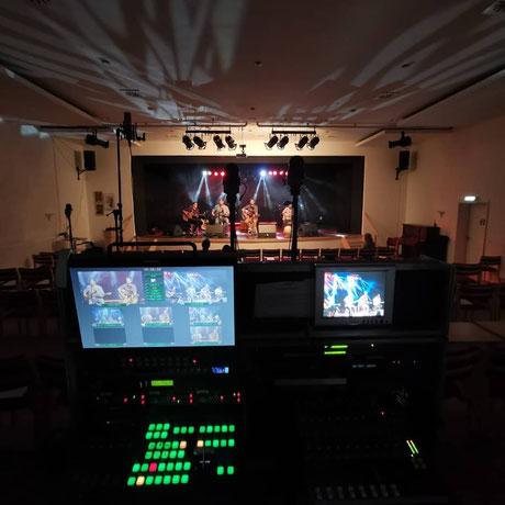Videotechnik Lichttechnik Tontechnik Otter Veranstaltungstechnik
