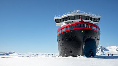 Hurtigruten gründet eigene Expeditionskreuzfahrtorganisation