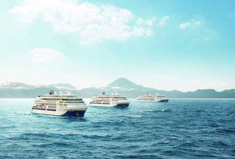 Hapag-Lloyd Cruises veröffentlicht Hauptkatalog der neuen Expeditionsklasse für die Saison 2022/23
