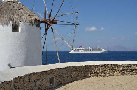 EUROPA 2 nimmt Kurs auf Kroatien und Griechenland