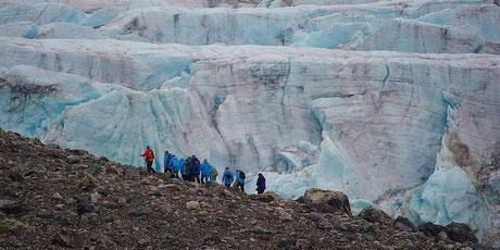 Eine neuntägige Hurtigruten Expedition