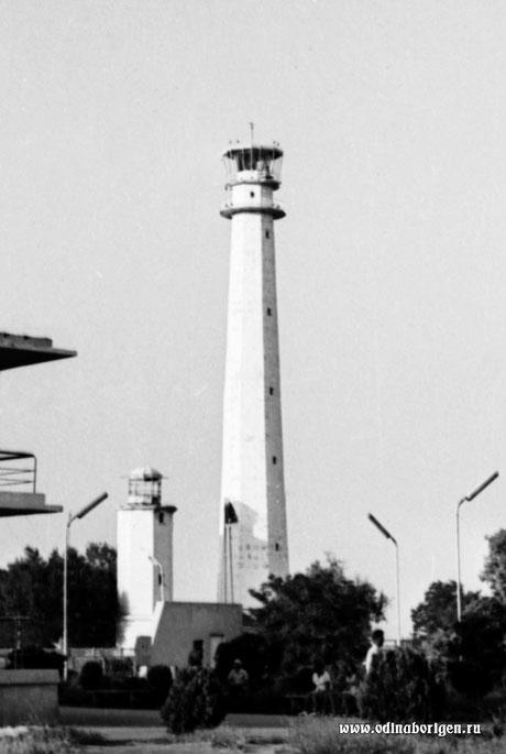 Евпатория. Маяк. 1975 год