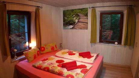 """Ferienzimmer für 2 Personen in der Pension """"Das Haus am Hang"""" in Schwäbisch Hall"""