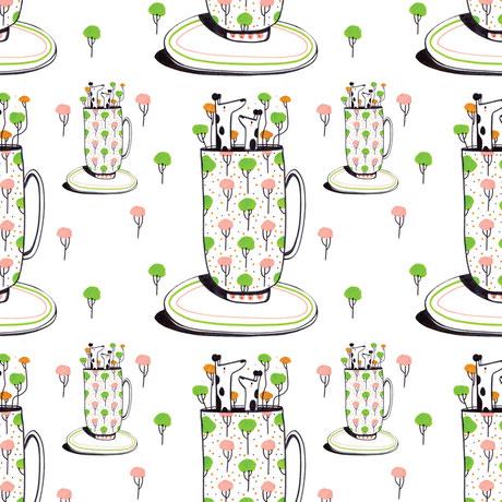 violaine costa motifs jeunesses illustration pour enfants livres  dessins art pattern design