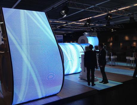 flexible LED screens 5,9 mm pixelpitch