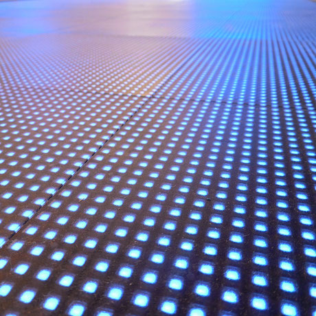 LED Floor - High Resolution
