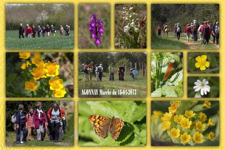 Marche Agonnay 18-04-13